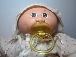 Cabbage Patch Kid Newborn Baby Doll Signed Xavier Roberts 1978 1982 50 Charity