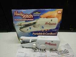 Handy Stitch Portable Cordless Button Sew As Seen On Tv