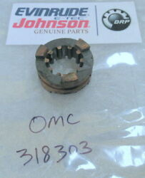N15a Johnson Evinrude Omc 318303 Shifter Oem New Factory Boat Parts
