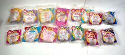 37 Vintage Mcdonald's Happy Meal Toys - All Unopened