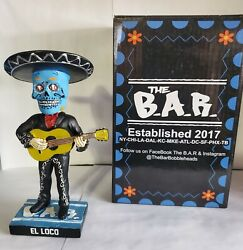 The B.a.r. Fb Bobblehead Group Exclusive Bobble - Only 200 Made And Numbered