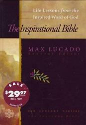 Ncv The Inspirational Bible Life Lessons From The Inspired Word Of God