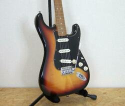 Squier V.mod Stratocaster Sss Safe Shipping From Japan