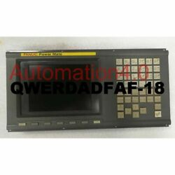 1pc Used Fanuc A02b-0166-c261 Tested In Good Condition Quality Assurance