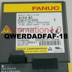 1pc Used Fanuc A06b-6132-h004 Tested In Good Condition Quality Assurance