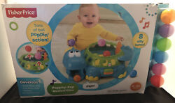 Fisher-price Go Baby Go Poppity Pop Musical Dino, Fun For Your Baby To Discover