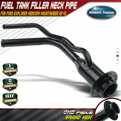 Fuel Tank Filler Neck For Ford Explorer Mercury Mountaineer 1997-2001 F77z9034gb