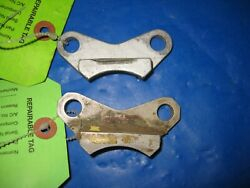 Bell Helicopter 206 A/b/l/l1/l3 Static Stops 206-011-109-001 Used The Pair