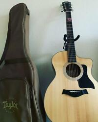 Taylor 114ce Acoustic Guitar Safe Shipping From Japan
