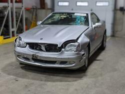 Engine Out Of A 2001 Mercedes Slk320 3.2l Motor With 73049 Miles