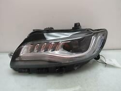Lincoln Mkz Reserve Select Headlight Xenon Hid With Led Left Hp5z13008r Oem 2017