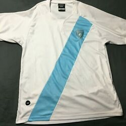 Guatemala Mens National Soccer Jersey Men's Large Concacaf Vintage Chapines