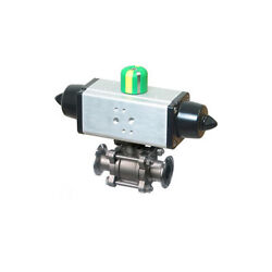 Assured Automation H36cpfp6so 36 Series 316 Ss 2-way Ball Valve Mfgd