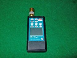 Credence Em Eye Electromagnetic Field Rf Signal And Esd Event Meter Ctm041 Cts001