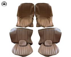 Seat Covers Suitable For Bmw E9 2800 Cs Year 1968 -1971 Dattel
