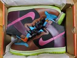 Nike Us10.5 With Box Dunk High Nl Undefeated 2005 H708