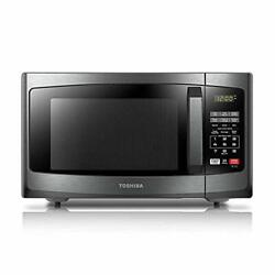 Em925a5a-bs Microwave Oven With Sound On/off Eco Mode And Led Lighting, 0.9 Cu