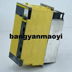 Used Fanuc A06b-6140-h037 A06b6140h037 Serve Plc Module Tested In Good Condition