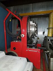 Ensley Bending Cart Mdl E-969 Volt W/ 1/2and039and039 - 1 1/4and039and039 Bending Die