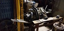 Volvo Penta Inboard Boat Motor Outdrive Section Removed From 5.7l Volvo Penta