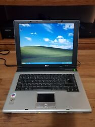 Acer Aspire 1680 Laptop Windows Xp Pro Intel Pentium M 2gb 60gb Works Read