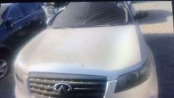 08 Infiniti Fx Series Hood Free Local Delivery Local Pick Up Silver