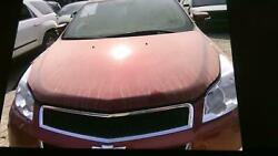 09 10 11 12 Chevy Traverse Hood Free Local Delivery Local Pick Up Red