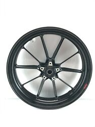 10-12 Ducati Multistrada 1200 S Sport Touring Front Wheel Straight Clean Oem