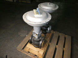4and039and039 125 Johnson Control Valve P/n V58442-11 / 3-way Mixing Vlv / 8r Actuator