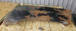 Vintage Ford Chevy Dodge Plymouth Cadillac Buick Passenger Car Fender Skirt
