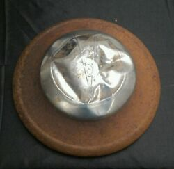 1930's 30's Ford V8 Hubcap Wheelcover Center Cap
