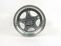 For Porsche 911/993 Tramont Cup 2 Rs Front Gt2 Medium Grey Wheel New