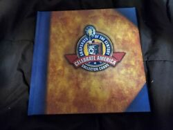 Unused Snapshots Of The Century Celebrate America Collector Cards Book-doral