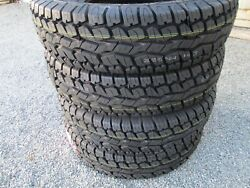 4 New 225/65r17 Armstrong Tru-trac At Tires 65 17 2256517 All Terrain 560ab A/t