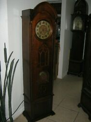 Atwater Kent Grandfather Clock Radio For Restoration Parts Not Cathedral