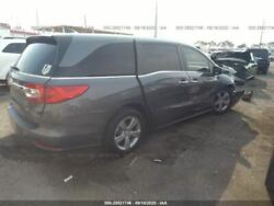 Passenger Right Front Door Without Acoustic Glass Fits 18-19 Odyssey 1435855