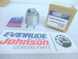 T14 Johnson Evinrude Omc 0391365 Bearing Housing Assy Oem New Factory Boat Parts