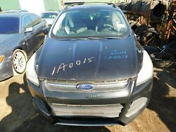 2013 2014 Ford Escape 4x4 6 Speed Auto Transmission Thru 04/19/04 Tested 116k