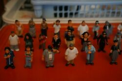 Collection Of Miniature Figurines. Vintage, Rare.