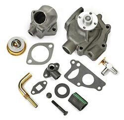 1940 1941 1942 Plymouth P9 P10 Water Pump And Thermostat Housing Cooling Kit