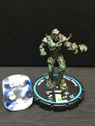 Dc Heroclix Hypertime 116 Swampthing Experienced