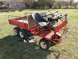 Wuand039s Agriculture Cart 4wd