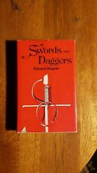 Book Swords And Daggers Eduard Wagner Incredible Reference Medieval To 1900s