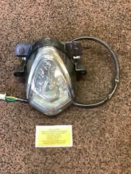 2018 Zontes Scorpion 125 Led Stop And Tail Light Unit