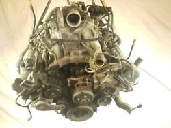Motor Engine New Style 4.6l Vin W 8th Digit Windsor Fits 04 Ford F150 Pickup 232