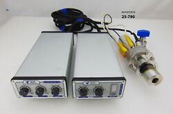 Oxford Applied Research Ig5 Cold Cathode Ion Source Ig5ps Ig5def Deflection Unit