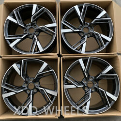 20 New Rs6 Style Wheels Rims Fits For Audi 2010+ A7 S7 2013-2018 Rs7 2013+ A8