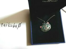 Discontinued Necklace Alice In Wonderland Cheshire Cat Dhl