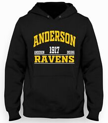 Anderson University - Indiana State Student Unisex Hoodie, Gift Shirt