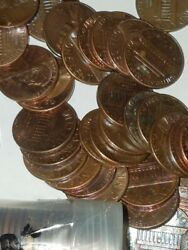 Rolls Lincoln Memorial Cents 40 Toned Cents Great 4 Kids And Cheap To Buyandnbsp